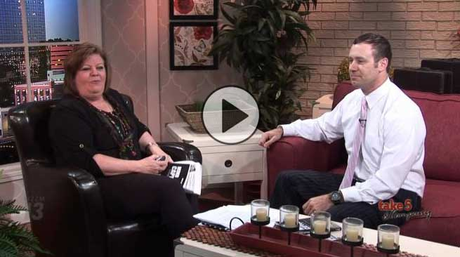 WZZM13 - Take Five with Tony Rubleski