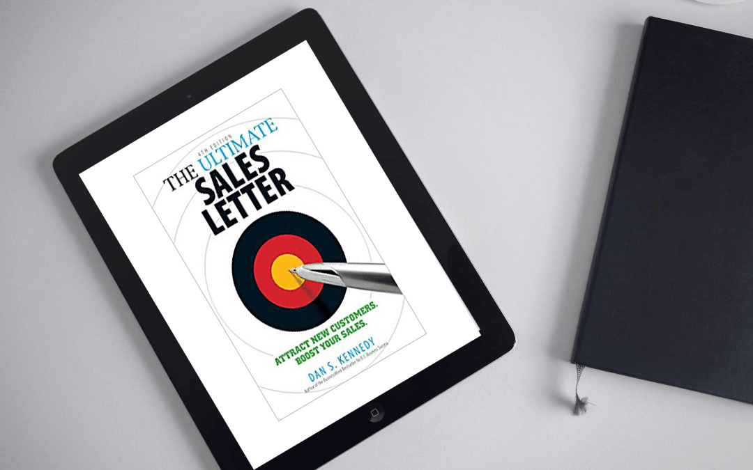 Book Review The Ultimate Sales Letter Mind Capture Group