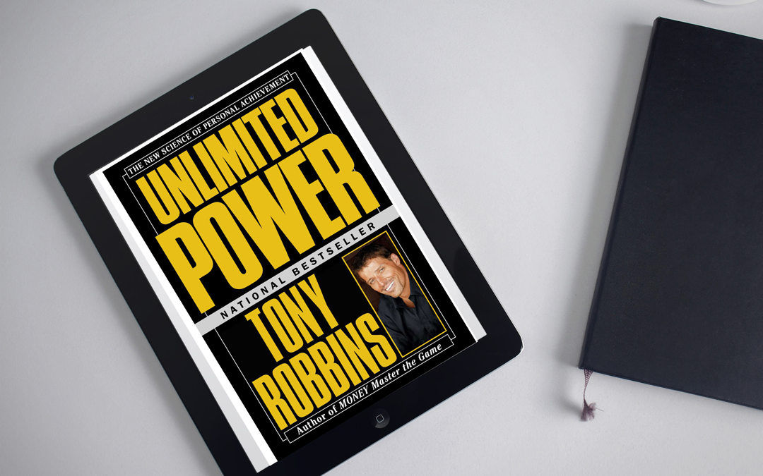 Book Review: Unlimited Power, by Tony Robbins