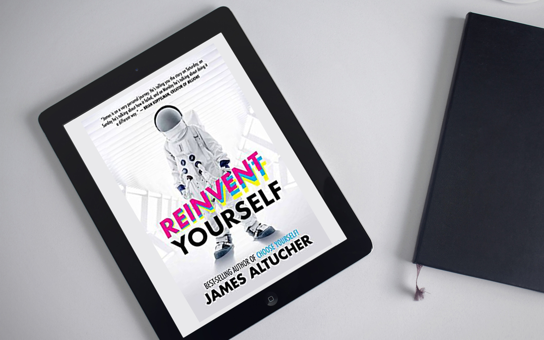 Book Review: Reinvent Yourself by James Altucher