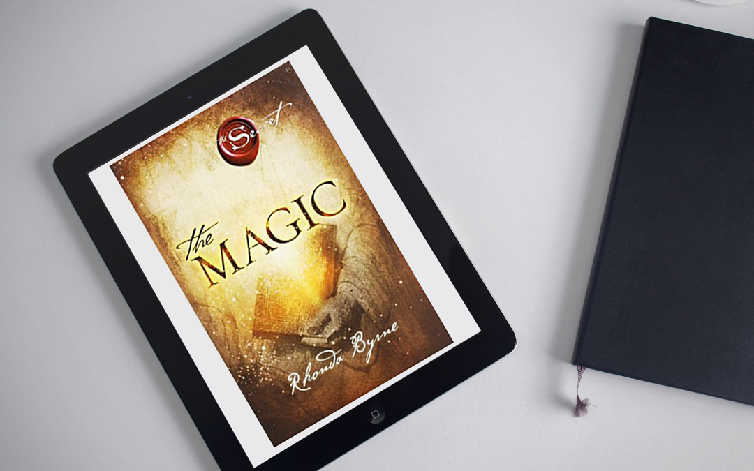 Book Review: The Magic by Rhonda Byrne