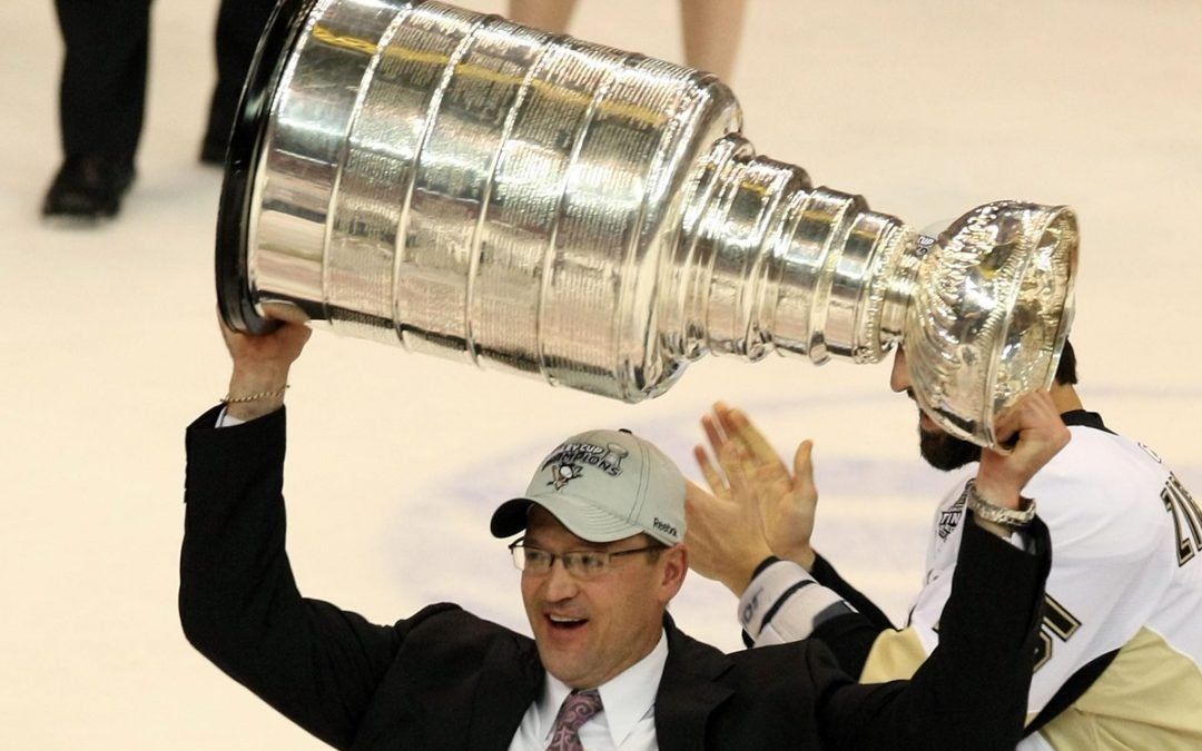 12-Days of Trailblazers: Meet Dan Bylsma