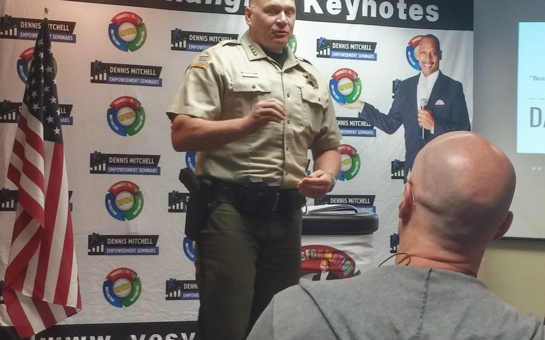 Leadership Lessons from Sherriff Ozzie