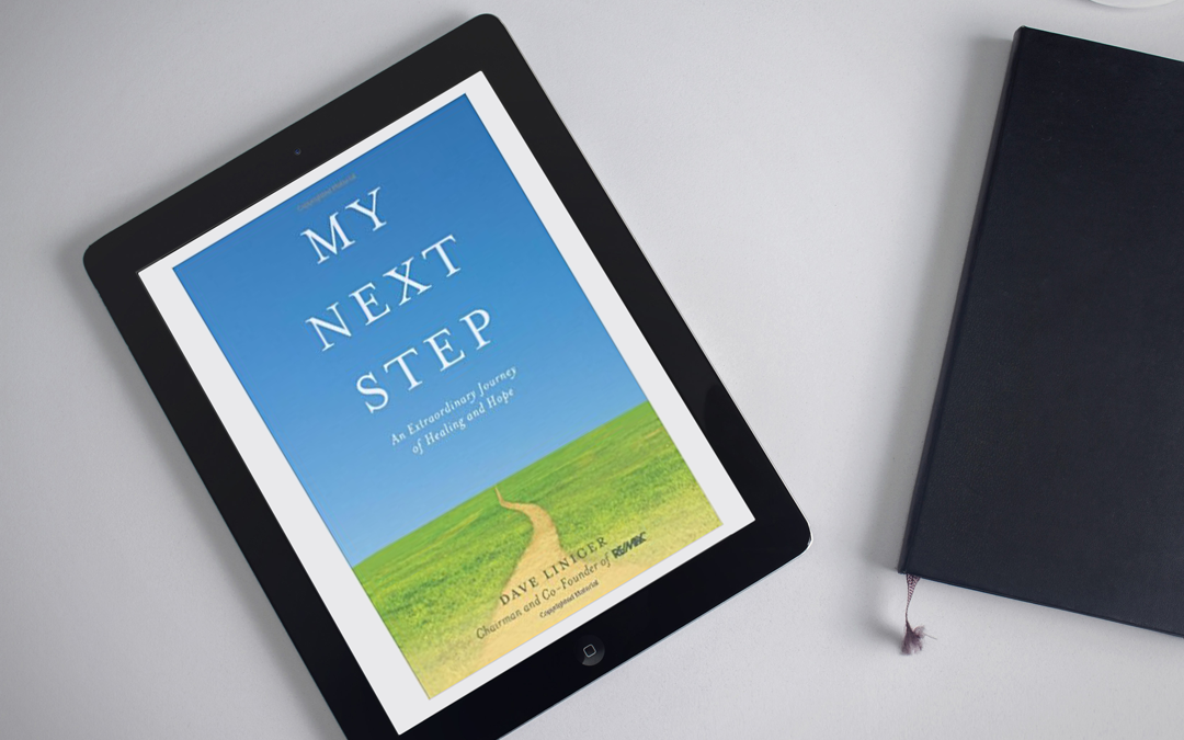 Book Review: My Next Step by Dave Liniger