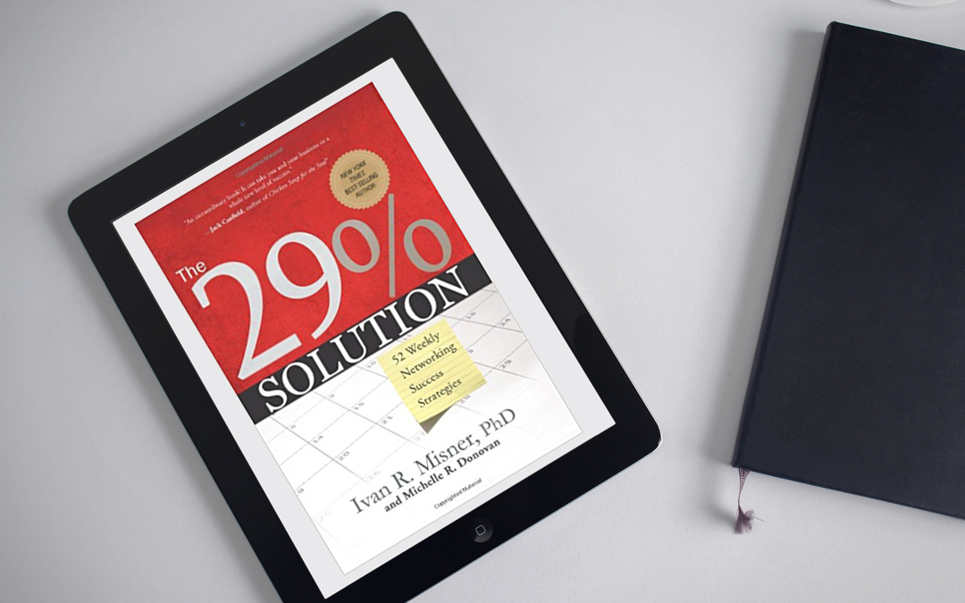 Book Review: The 29% Solution by Dr. Ivan Misner and Michelle Donovan