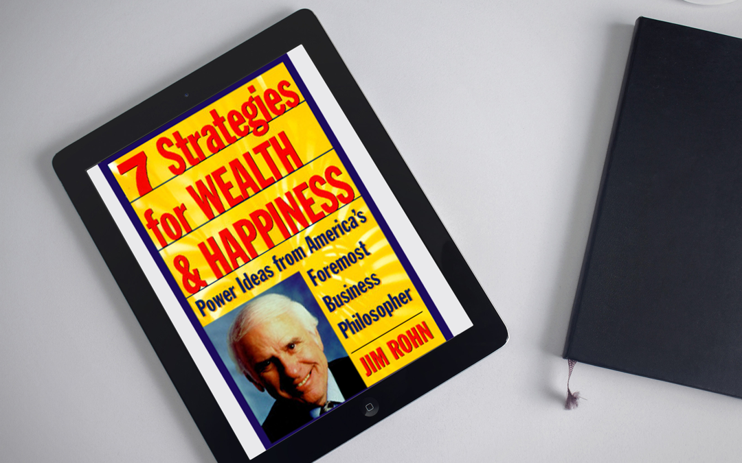 Book Review: 7 Strategies for Wealth and Happiness by Jim Rohn