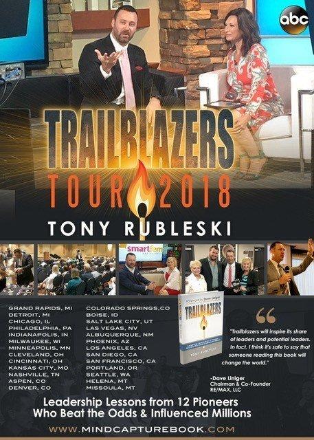 Trailblazers Tour – Initial U.S. Cities Announced