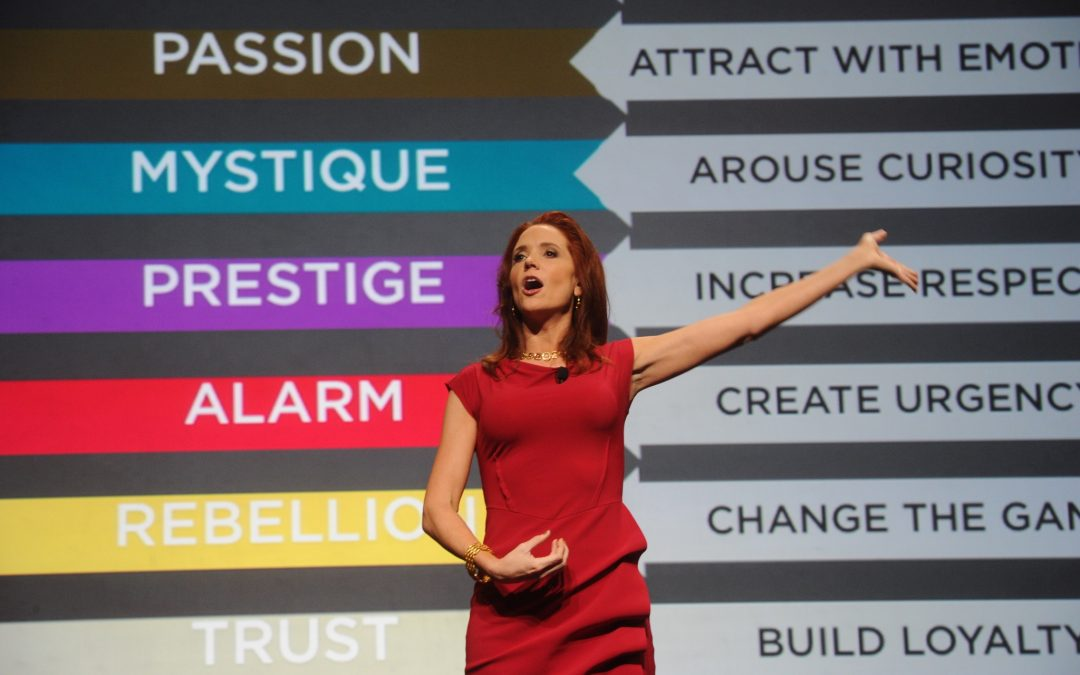 12 Days of Trailblazers: Meet Sally Hogshead